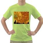wallpaper_22315 Green T-Shirt