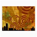 wallpaper_22315 Glasses Cloth (Large, Two Sides)