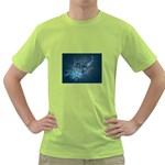 wallpaper_22774 Green T-Shirt