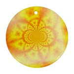 yellowdesign Ornament (Round)