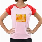 yellowdesign Women s Cap Sleeve T-Shirt