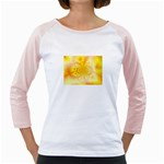 yellowdesign Girly Raglan