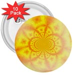 yellowdesign 3  Button (10 pack)