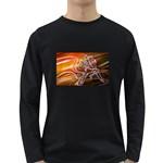 7 Long Sleeve Dark T-Shirt