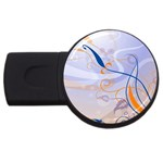 6 USB Flash Drive Round (4 GB)