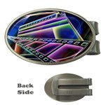4 Money Clip (Oval)