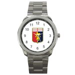 Genoa CFC Sport Metal Watch