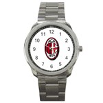 AC Milan Sport Metal Watch
