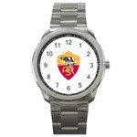 AS Roma Sport Metal Watch