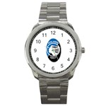 Atalanta Bergamasca Calcio Sport Metal Watch