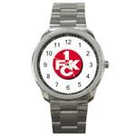 1. FC Kaiserslautern Sport Metal Watch