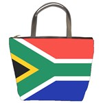 South African Flag Bucket Bag