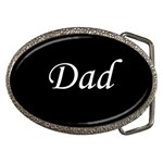 Dad copy Belt Buckle