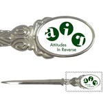 A.I.R. Attitudes In Reverse Letter Opener
