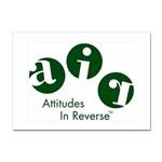 A.I.R. Attitudes In Reverse Sticker A4 (100 pack)