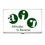 A.I.R. Attitudes In Reverse Business Card Holder