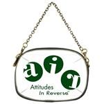 A.I.R. Attitudes In Reverse Chain Purse (One Side)