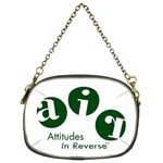 A.I.R. Attitudes In Reverse Chain Purse (Two Sides)
