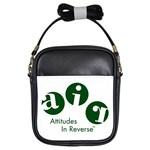 A.I.R. Attitudes In Reverse Girls Sling Bag