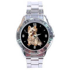 Custom mens, ladies & childrens dog watches including heart, round & rectangular Italian Charm watches, mens chrome watches, sports watches & leather band watches, money clip watches & key chain watches, all with movements from Citizen of Japan. Dog Tags, cufflinks, money clips, earrings & Italian Charms.