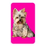 Yorkshire Terrier Yorkie Dog Gifts BP Memory Card Reader (Rectangular)