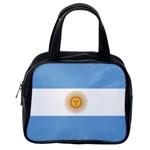 Argentine Flag Classic Handbag (One Side)