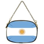 Argentine Flag Chain Purse (Two Sides)