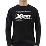 Moment of XenServer Long Sleeve Dark T-Shirt