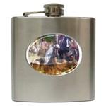 !ndn5 Hip Flask (6 oz)