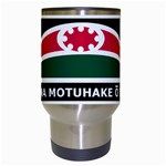 Tuhoe Flag  Travel Mug (White) from Maori Creations Center