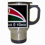 Tuhoe Flag  Travel Mug (White) from Maori Creations Right