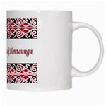 Ngati Kahungunu Ki Heretaunga White Mug from Maori Creations Right