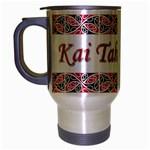 Kai Tahu Te Iwi Travel Mug (Silver Gray)