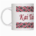 Kai Tahu Te Ikoa White Mug