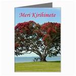 Meri Kirihimete - Merry Christmas Greeting Cards (Pkg of 8)