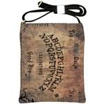 Steampunk Ouija Shoulder Sling Bag