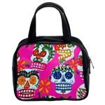 Calaveras Skull Classic Handbag (Two Sides)