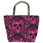 Skulls Bucket Bag
