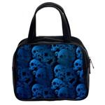Skulls Classic Handbag (Two Sides)