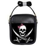 Skull Girls Sling Bag