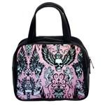 Skulls Tattoo Style Classic Handbag (Two Sides)