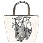 Bat  Bucket Bag