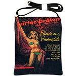 Pulp Pin Up Shoulder Sling Bag
