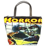 Pulp Horror Bucket Bag