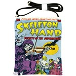 Pulp Horror Shoulder Sling Bag