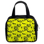 Brass Knuckles Classic Handbag (Two Sides)