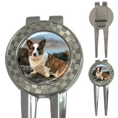 Make your own personalized dog gifts - Golf Divot Tools, Hat Clips & Golf Ball Markers