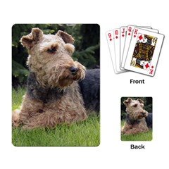 Make your own fully customizable playing cards - available with a single design or 54 different designs. Regular poker size or mini, round or heart shaped - Put your pictures of dogs on your own personalized playing cards