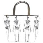 Skeletons Bucket Bag