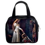 Accolade by Edmund Blair Leighton Classic Handbag (Two Sides)